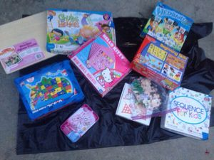 Puzzles ,table games $40 for Sale in Chula Vista, CA