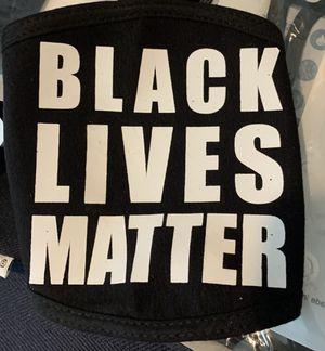Face mask Black lives matter for Sale in Burlington, NJ
