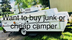 Buying cheap or unwanted campers for Sale in Menasha, WI
