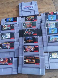 Super Nintendo..Snes for Sale in San Diego,  CA