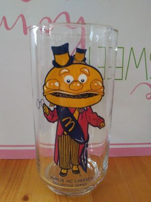 Vintage Mc Donald's Collectible Glass for Sale in Los Angeles, CA