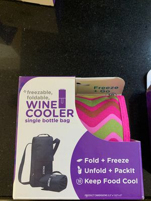 Wine cooler by Packit for Sale in Los Angeles, CA