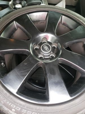 22 factory range rover wheels and tires for Sale in The Bronx, NY