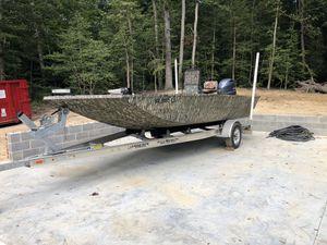 Alumacraft MV2072 CC Boat for Sale in Toano, VA