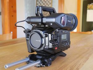 Blackmagic Ursa mini pro 4.6k kit for Sale in Portland, OR
