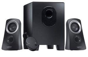 Logitech Z313 Speaker system with subwoofer- LIKE NEW for Sale in McLean, VA