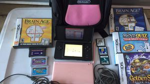 2 DS Games Systems with 10 games for Sale in West Springfield, VA