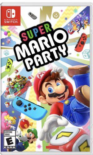 Super Mario party for Sale in Atlanta, GA