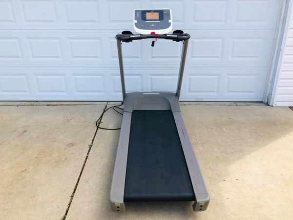 Treadmill - Cardio - Precor - Gym Equipment - Fitness - Work Out - Exercise - Running