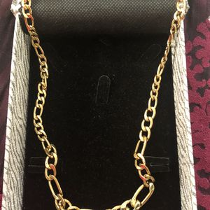 Chain Stainless Steel Plated 18 K Gold for Sale in Fullerton, CA