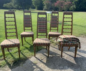 Chairs (5) for Sale in Chapel Hill, TN