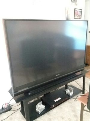 mitsubishi 60 inch tv for Sale in Chase City, VA