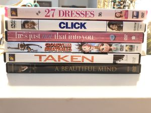 DVD movies (7 movies) for Sale in Queens, NY
