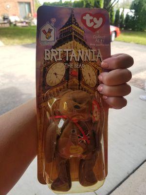 4piece Collector Set Beanie babies for Sale in Warren, MI