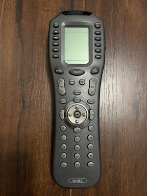 Aeros MX-850 Universal Programmable Remote Control 0Z5URCMX850N Tested! for Sale in Gilroy, CA