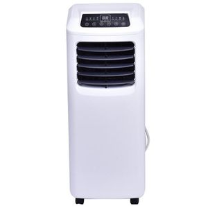 Costway EP23048 10,000BTU Portable Air Conditioner and Dehumidifier with Remote for Sale in Rosemead, CA