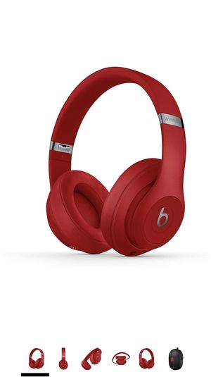 Beats Studio 3 Wireless (Red) for Sale in Indianapolis, IN