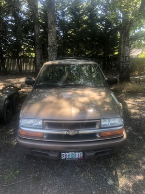 2003 Chevy Blazer for Sale in Canby, OR