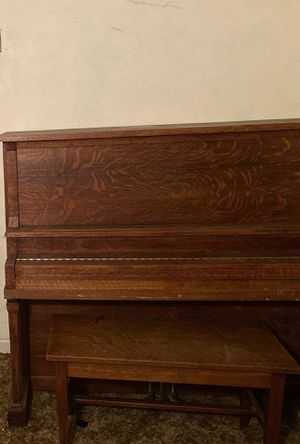 Piano and bench for Sale in Olympia, WA