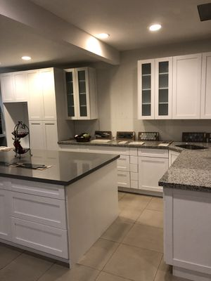 Kitchen cabinets 10x10 240inch $3,450 for Sale in Fort Lauderdale, FL