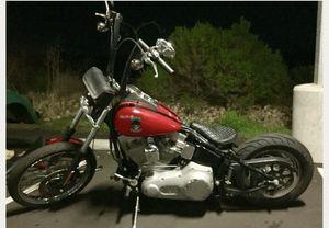 04 Harley Davidson Softail for Sale in San Diego, CA