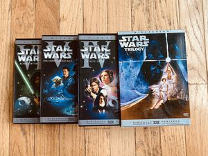 Star Wars Trilogy for Sale in Gerrardstown, WV