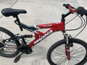 """Magna mountain bike 24"""" dual suspension for Sale in Wilsonville, OR"""