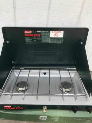 Coleman camping stove for Sale in Los Angeles, CA