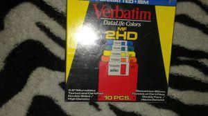 Verbatim 10pcs. for Sale in Lakewood, CO