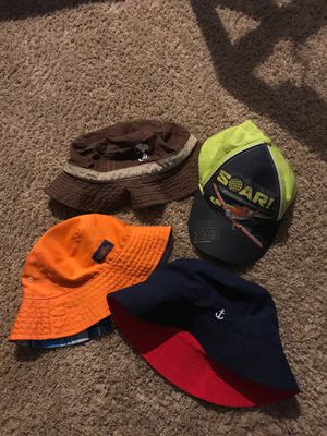 Boys hats - size 4-8 for Sale in Bellevue, WA