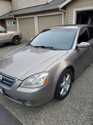 2003 Nissan Altima for Sale in Everett, WA