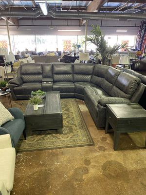Power Sectional recliner for Sale in Dublin, CA