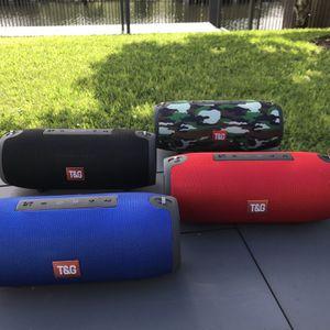 Big Bluetooth Wireless Portable Speaker for Sale in Fort Lauderdale, FL