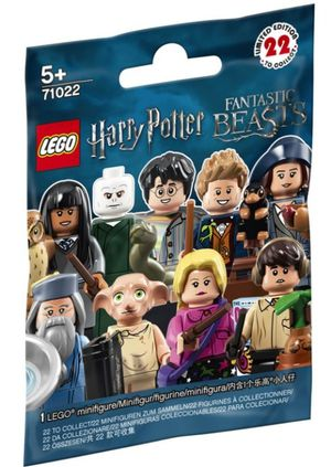 Lego Harry Potter/Fantastic Beast Collectable Minifigures ×14 for Sale in Glendale, AZ
