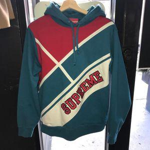 Supreme diagonal hoodie for Sale in Las Vegas, NV