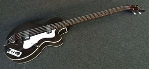 (RARE) HOFNER HI-CB-TBK IGNITION CLUB BASS GUITAR GREAT UK VINTAGE VIBE for Sale in Boise, ID