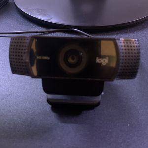 Logitech C922 Pro Stream Camera for Sale in Bloomington, IL