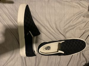 Checkered Vans for Sale in Corpus Christi, TX