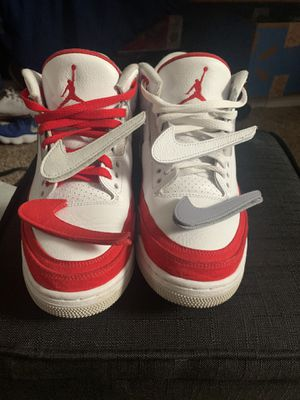 Jordan 3 Retro Tinker Size 10.5 for Sale in Indianapolis, IN