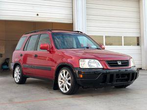 Honda CRV 1998 4 cilindros corriendo al dia titulo limpio 3200 omo for Sale in Killeen, TX