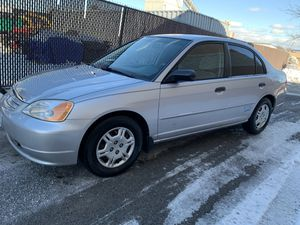 2001 Honda Civic lx for Sale in Streamwood, IL