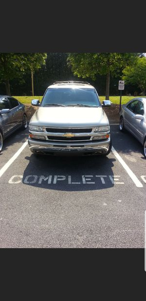 2001 CHEVY TAHOE LT EDITION for Sale in Ellenwood, GA
