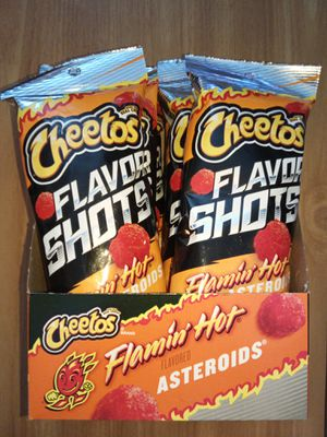 Exotic Cheetos Asteroids for Sale in Modesto, CA