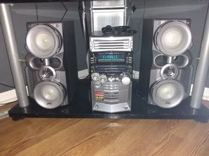 JVC CA-HXZ1 PORTABLE STEREO for Sale in Indianapolis, IN