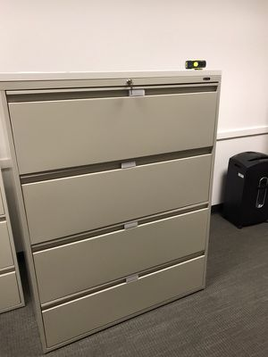 Filing cabinet . New. Very good quality for Sale in Alexandria, VA