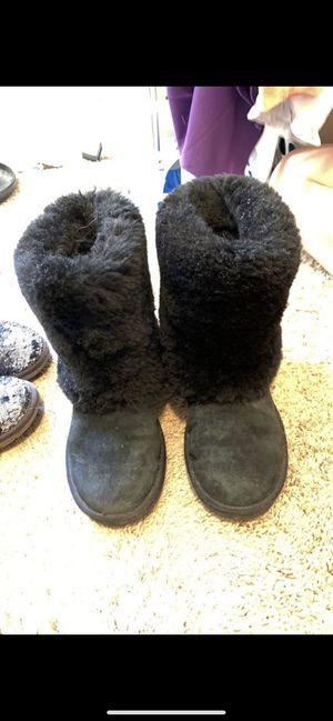 Black UGG boots for Sale in Murfreesboro, TN