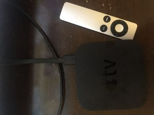 Apple TV 2nd generation for Sale in Shelby charter Township, MI