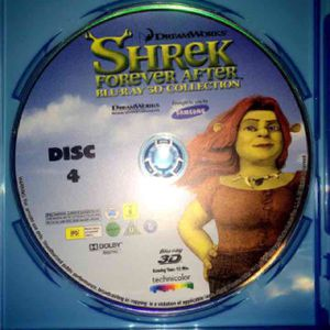 Shrek Forever After 3D/2D - Bluray for Sale in Central Islip, NY