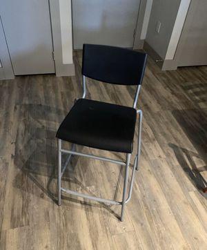 3 IKEA bar plastic stool for Sale in Austin, TX