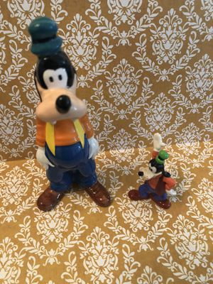 Vintage Disney Goofy figurine set for Sale in Irvine, CA